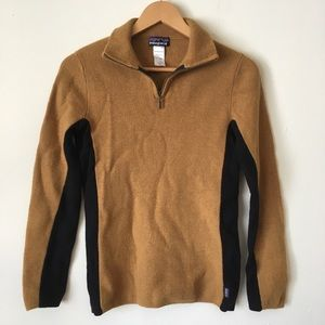 Patagonia Wool Sweater S
